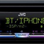 Radio samochodowe JVC KD-R981BT instrukcja obsługi