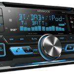 Radio samochodowe Kenwood DPX7000DAB instrukcja obsługi