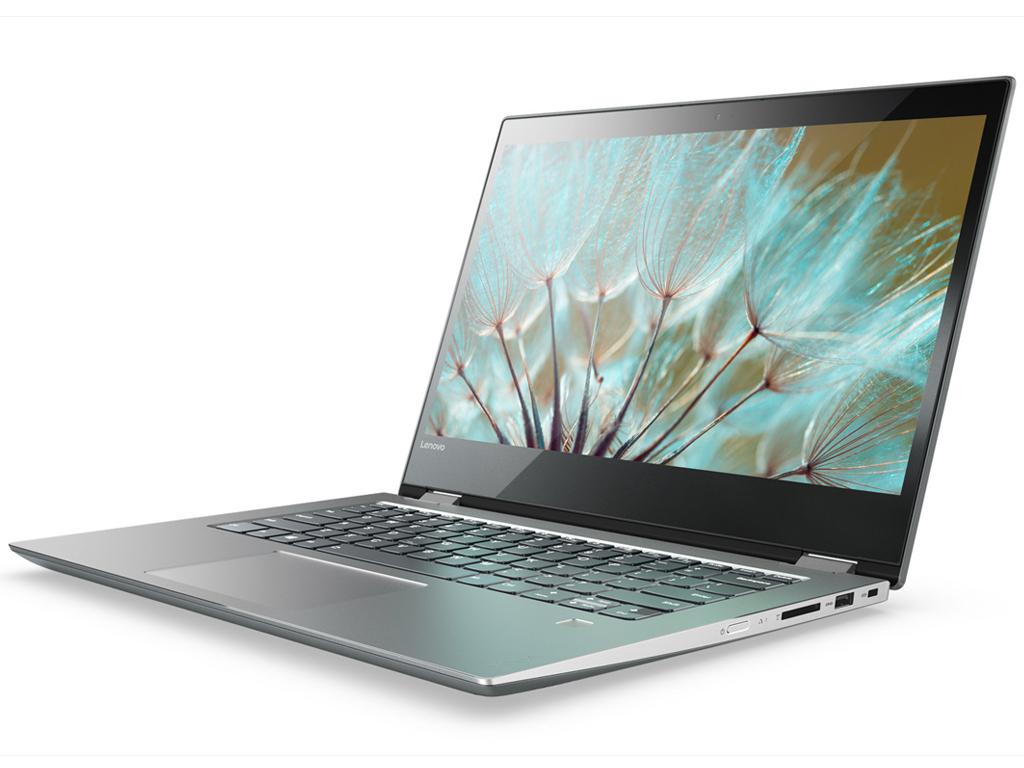 Lenovo YOGA 520-14IKB z procesorem Intel Core i7-7500U recenzja