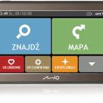 Nawigacja GPS MIO SPIRIT 7500 PL instrukcja obsługi