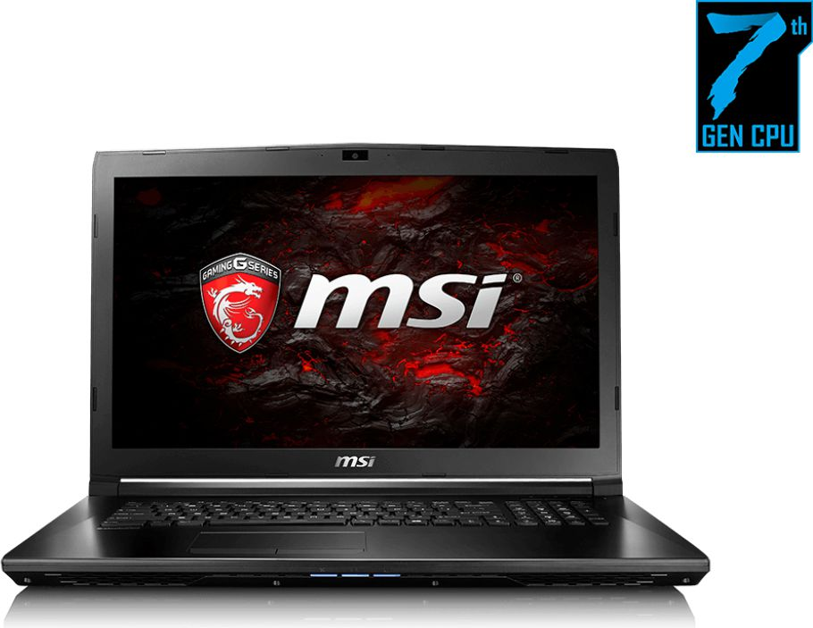 MSI GL72 7RD-282PL
