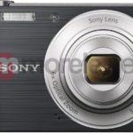 Aparat cyfrowy Sony DSCW810B instrukcja obsługi
