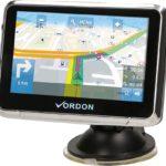Nawigacja GPS Vordon 4,5″ Mapy TOMTOM EUROPA instrukcja obsługi