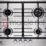 Płyta gazowa Electrolux EGG 6343 NOX instrukcja obsługi
