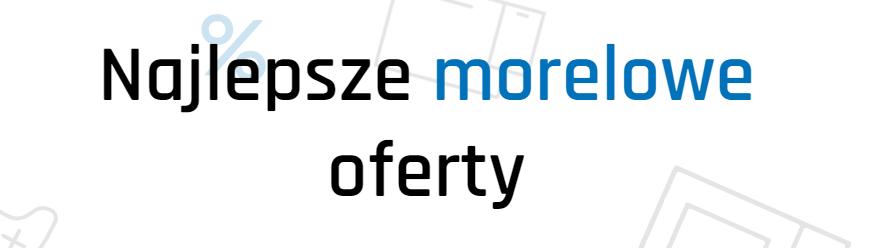 Kody rabatowe morele.net