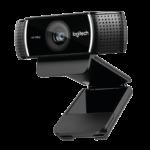 Kamera internetowa Logitech C922 Pro Stream Webcam (960-001088) instrukcja obsługi