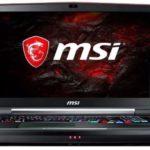 MSI GT75VR dane techniczne, specyfikacja, recenzja