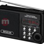 Radio Sencor SRD 215 B instrukcja obsługi