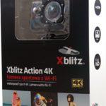 Kamera XBLITZ Action 4K instrukcja obsługi