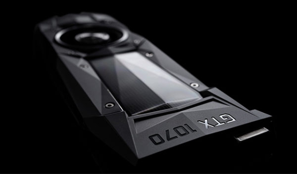 Nivida Geforce GTX 1070 Ti
