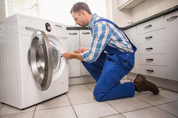 problemy z pralką