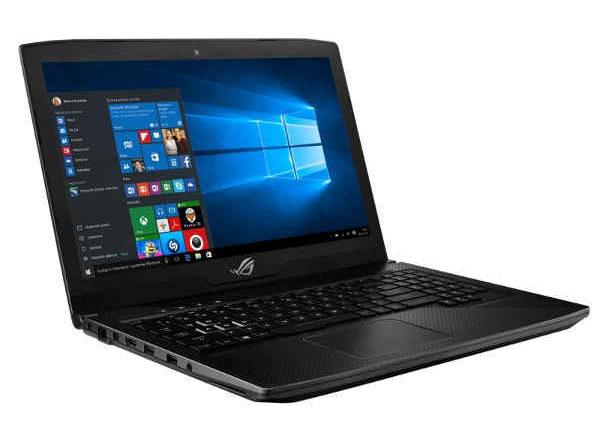 Asus GL503VD i5-7300HQ recenzje, specyfikacja