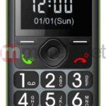 Telefon komórkowy Maxcom MM 560 BB, Zielono-czarny instrukcja obsługi
