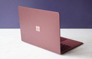 Microsoft Surface Laptop recenzja