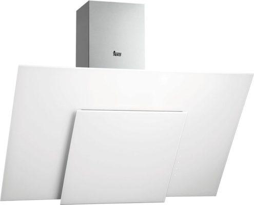 Okap kominowy Teka DVS 983 biały (40489273) instrukcja obsługi