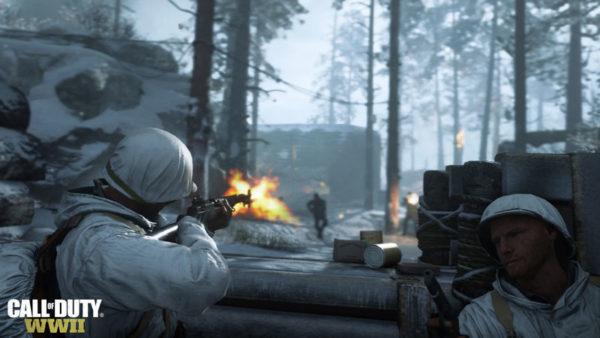 karta graficzna do Call of Duty: WWII
