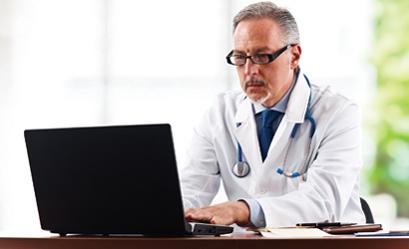 jaki laptop dla lekarza