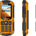 Telefon komórkowy myPhone HAMMER Pomarańczowy instrukcja obsługi