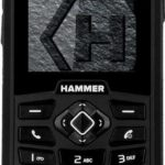 Telefon komórkowy myPhone HAMMER 3 Czarny instrukcja obsługi