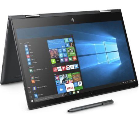 Laptop HP Envy x360 Ryzen 5 2500U recenzja
