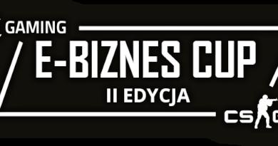 E-Biznes Cup – 2 edycja esportowego turnieju dla biznesu